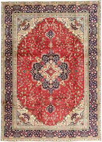 タブリーズ 絨毯 245X340 オリエンタル 手織り 錆色/深紅色の (ウール, ペルシャ/イラン)