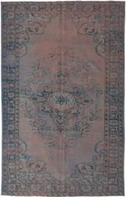 Colored Vintage Dywan 170X276 Nowoczesny Tkany Ręcznie Ciemnoszary/Jasnoszary/Ciemnobrązowy (Wełna, Turcja)