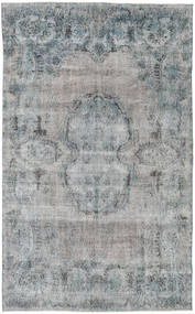 Colored Vintage Rug 170X274 Authentic  Modern Handknotted Light Grey/Blue (Wool, Turkey)