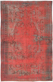 Colored Vintage Rug 177X272 Authentic  Modern Handknotted Rust Red/Dark Red (Wool, Turkey)