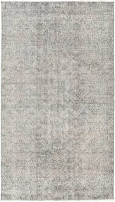 Colored Vintage Rug 118X211 Authentic  Modern Handknotted Light Grey (Wool, Turkey)