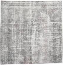 カラード ヴィンテージ 絨毯 285X293 モダン 手織り 正方形 薄い灰色/ベージュ 大きな (ウール, ペルシャ/イラン)