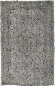 Colored Vintage Rug 175X279 Authentic  Modern Handknotted Dark Grey/Light Grey (Wool, Turkey)