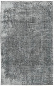 Colored Vintage Rug 168X277 Authentic  Modern Handknotted Dark Grey/Light Grey (Wool, Turkey)