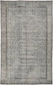 Colored Vintage Rug 159X253 Authentic  Modern Handknotted Light Grey/Dark Grey (Wool, Turkey)