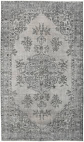 Colored Vintage Rug 165X285 Authentic  Modern Handknotted Light Grey/Dark Grey (Wool, Turkey)