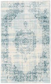 Jinder - Cream / Licht Blauw tapijt RVD19079