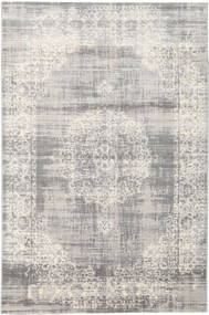 Jinder - Cream/Light Grey Rug 140X200 Modern Light Grey ( Turkey)