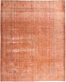 Colored Vintage Tapis 297X365 Moderne Fait Main Rose Clair/Orange Grand (Laine, Perse/Iran)