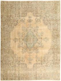 Colored Vintage Tæppe 250X330 Ægte Moderne Håndknyttet Mørk Beige/Lysebrun Stort (Uld, Persien/Iran)