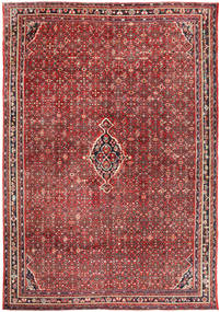Hosseinabad Rug 310X445 Authentic  Oriental Handknotted Brown/Dark Brown Large (Wool, Persia/Iran)