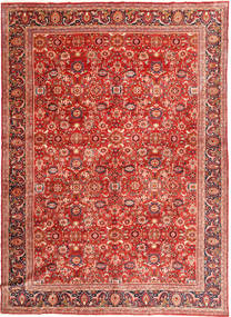 Nanadj Rug 320X432 Authentic  Oriental Handknotted Rust Red/Dark Red Large (Wool, Persia/Iran)