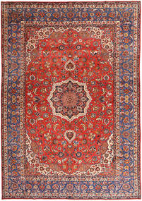 Najafabad Rug 310X440 Authentic  Oriental Handknotted Rust Red/Dark Red Large (Wool, Persia/Iran)