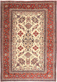 Najafabad Rug 285X405 Authentic  Oriental Handknotted Brown/Beige Large (Wool, Persia/Iran)