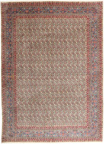 Hamadan Shahrbaf Rug 315X426 Authentic  Oriental Handknotted Light Brown/Dark Grey Large (Wool, Persia/Iran)