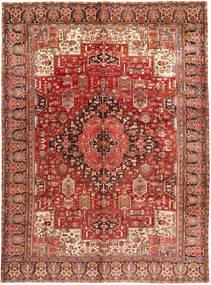 Heriz Matto 285X380 Itämainen Käsinsolmittu Ruoste/Vaaleanruskea Isot (Villa, Persia/Iran)