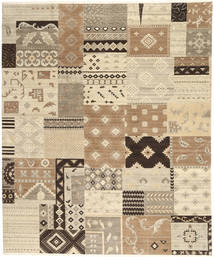 Himalaya Rug 249X303 Authentic  Modern Handknotted Light Brown/Beige (Wool, India)