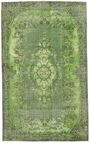 Colored Vintage rug XCGZR916