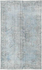 Colored Vintage Rug 171X284 Authentic  Modern Handknotted Light Grey (Wool, Turkey)