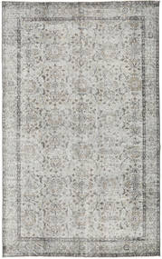 Colored Vintage Rug 180X290 Authentic  Modern Handknotted Light Grey (Wool, Turkey)