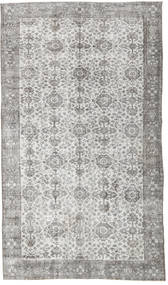 Colored Vintage Rug 175X300 Authentic  Modern Handknotted Light Grey/Beige (Wool, Turkey)