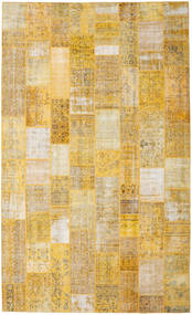 Patchwork Rug 304X501 Authentic  Modern Handknotted Light Brown/Yellow Large (Wool, Turkey)