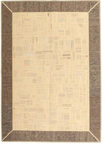 Kelim Patchwork Matto 170X238 Moderni Käsinkudottu Vaaleanruskea/Tummanbeige (Villa, Persia/Iran)