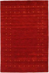 Loribaf Loom Delta - Röd matta CVD17926
