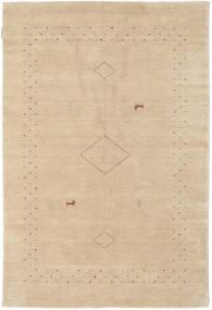 Loribaf Loom Alfa - Beige Rug 120X180 Modern Light Brown/Dark Beige (Wool, India)