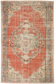 Colored Vintage Rug 175X275 Authentic  Modern Handknotted Light Brown/Light Grey (Wool, Turkey)