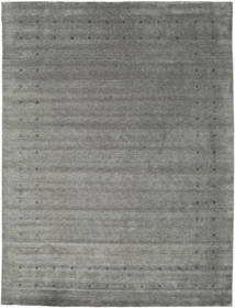 Loribaf Loom Delta - Grey Rug 290X390 Modern Dark Grey Large (Wool, India)
