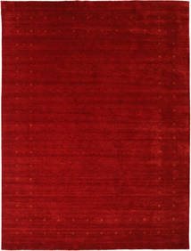Loribaf Loom Delta - Rot Teppich  290X390 Moderner Dunkelrot/Rost/Rot Großer (Wolle, Indien)