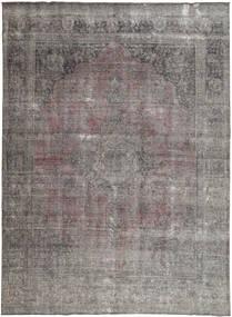 カラード ヴィンテージ 絨毯 275X370 モダン 手織り 濃いグレー/薄い灰色 大きな (ウール, ペルシャ/イラン)
