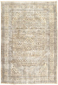 Colored Vintage Tapis 207X295 Moderne Fait Main Marron Clair/Beige (Laine, Perse/Iran)