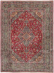 Keshan Patina Teppe 240X320 Ekte Orientalsk Håndknyttet Mørk Grå/Lysbrun (Ull, Persia/Iran)