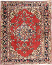 Hamadan Patina Rug 255X315 Authentic  Oriental Handknotted Dark Red/Rust Red Large (Wool, Persia/Iran)