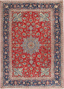 Najafabad Patina Rug 285X400 Authentic  Oriental Handknotted Dark Red/Light Brown Large (Wool, Persia/Iran)