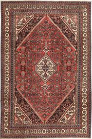 Hamadan Patina Rug 200X310 Authentic  Oriental Handknotted Dark Brown/Brown (Wool, Persia/Iran)