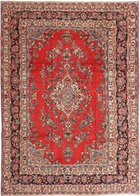Hamadan Patina Matto 250X360 Itämainen Käsinsolmittu Ruoste/Ruskea Isot (Villa, Persia/Iran)