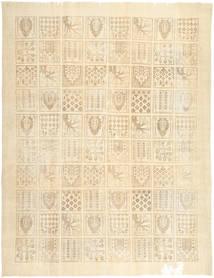 Bakhtiari Patina Rug 245X322 Authentic  Oriental Handknotted Beige/Dark Beige (Wool, Persia/Iran)