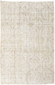 Colored Vintage Rug 178X276 Authentic  Modern Handknotted Light Grey/Dark Beige (Wool, Turkey)