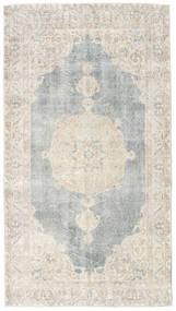 Colored Vintage Tapis 114X210 Moderne Fait Main Gris Clair/Beige (Laine, Turquie)