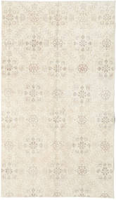 Colored Vintage Rug 116X201 Authentic  Modern Handknotted Beige (Wool, Turkey)