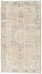 Colored Vintage Rug 115X204 Authentic  Modern Handknotted Light Grey/Light Brown/Beige (Wool, Turkey)