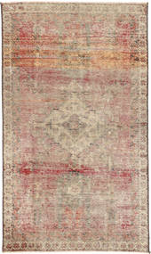 Colored Vintage Rug 105X185 Authentic Modern Handknotted Light Brown/Light Pink (Wool, Persia/Iran)