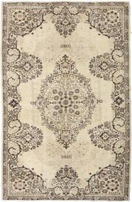 カラード ヴィンテージ 絨毯 167X256 モダン 手織り ベージュ/薄い灰色 (ウール, トルコ)