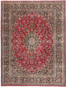 Mashad Patina Rug 247X322 Authentic  Oriental Handknotted Crimson Red/Dark Blue (Wool, Persia/Iran)