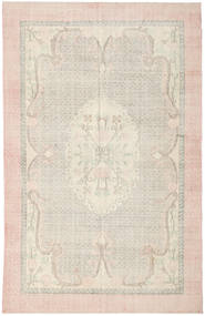 Colored Vintage Rug 174X275 Authentic Modern Handknotted Beige/Light Grey/Light Pink (Wool, Turkey)