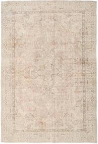 カラード ヴィンテージ 絨毯 209X315 モダン 手織り ベージュ/薄い灰色 (ウール, トルコ)