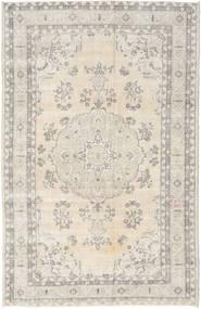 カラード ヴィンテージ 絨毯 206X315 モダン 手織り 薄い灰色/ベージュ (ウール, トルコ)